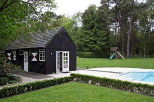 Vakantiehuis met prive zwembad Nunspeet