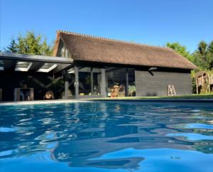 Vakantiehuis met prive zwembad brabant