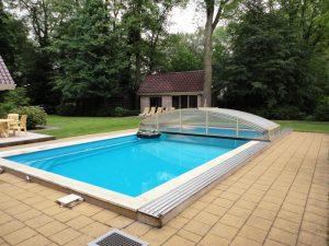 Vakantievilla met prive zwembad veluwe - oldebroek